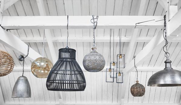 Hanglampen voor elke kamer
