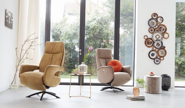 De zoektocht naar de geschikte fauteuil