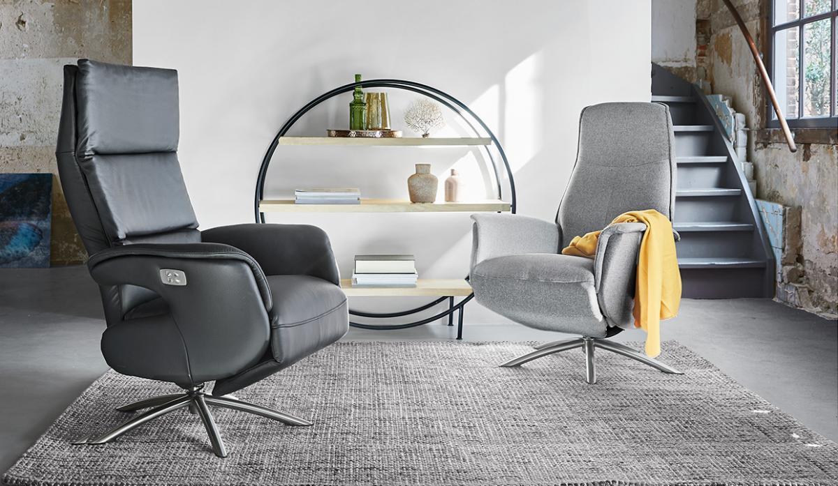 5 heerlijke fauteuils in huis