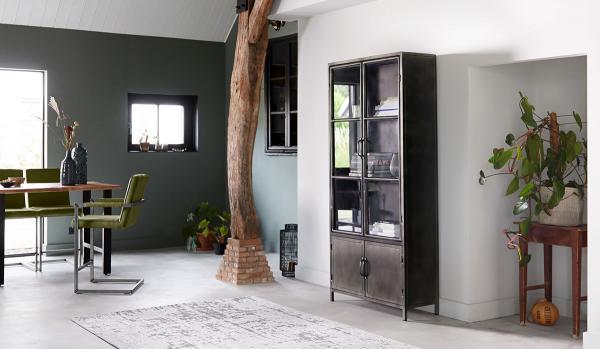 Industriële meubelen en accessoires