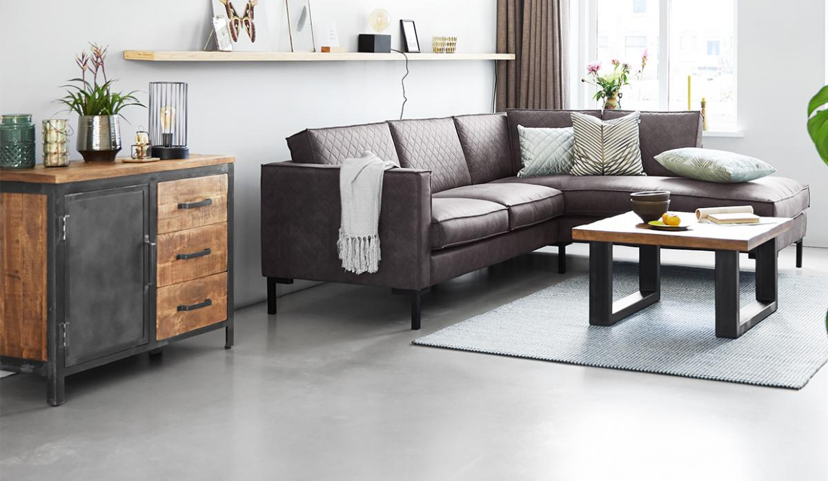 Indusy: industriële meubelen