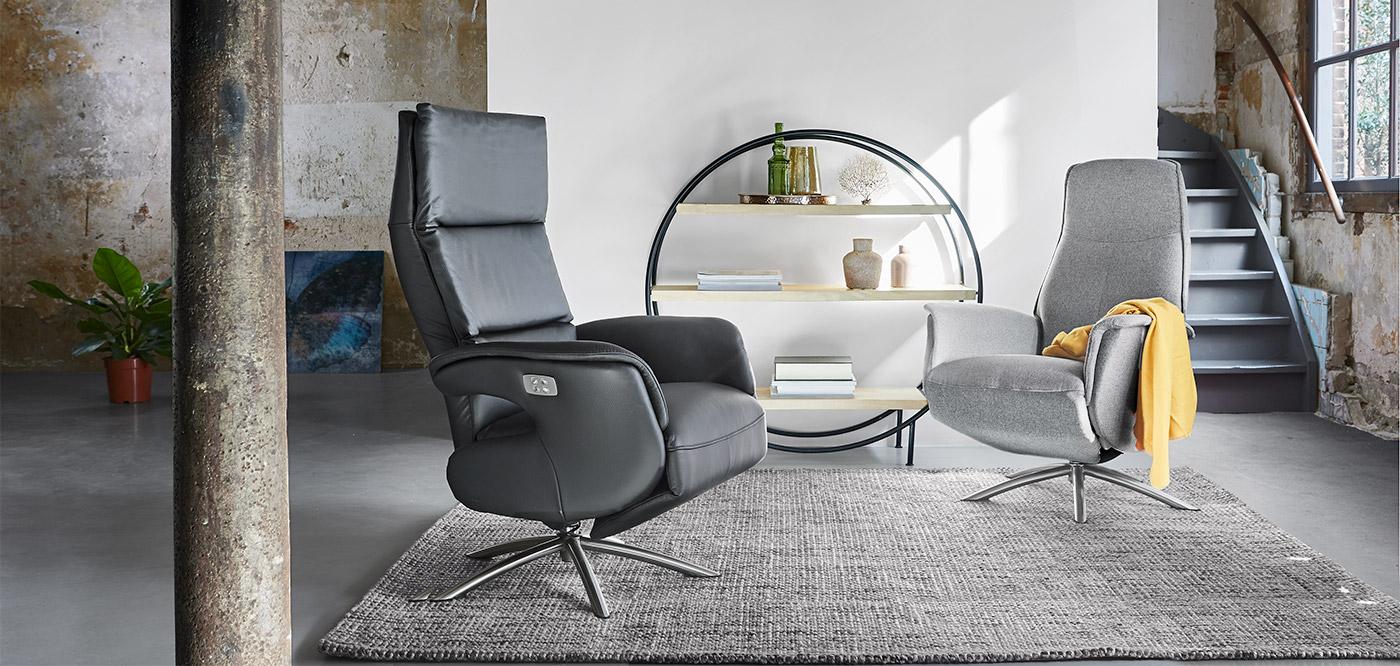 De perfecte fauteuil uitkiezen doe je zo