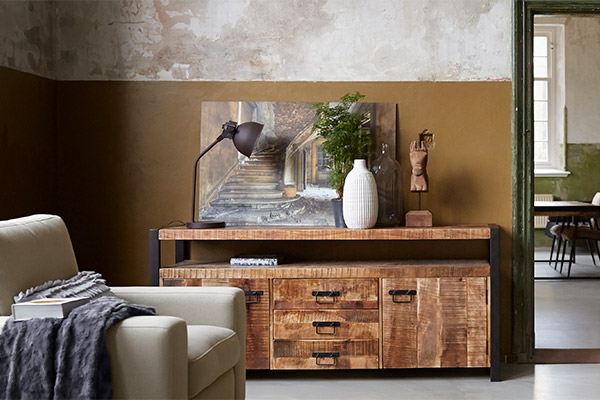 Mango hout meubels